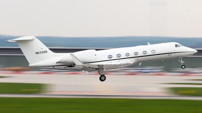 N533SR - Gulfstream G450 - Private