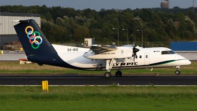 SX-BIQ - Bombardier Dash 8-102A - Olympic Air