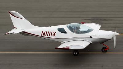 A picture of N1111X - Czech Sportcruiser - [08SC176] - © Bruce Leibowitz
