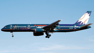 N904AW - Boeing 757-2S7 - America West Airlines