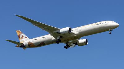 A6-BME - Boeing 787-10 Dreamliner - Etihad Airways
