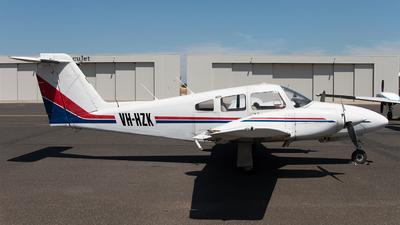 VH-HZK - Piper PA-44-180 Seminole - Private