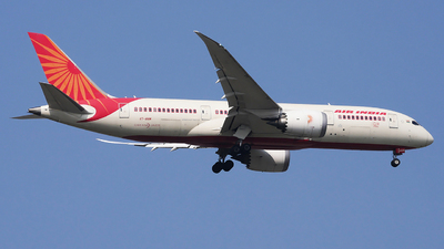 A picture of VTANM - Boeing 7878 Dreamliner - Air India - © Woody Wuthiwong