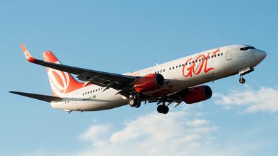 A picture of PRGXP - Boeing 7378EH - GOL Linhas Aereas - © Renan Araújo
