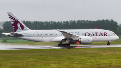 A7-BCM - Boeing 787-8 Dreamliner - Qatar Airways