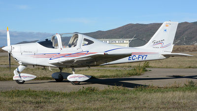 A picture of ECFY7 - Tecnam P2002 Sierra - [P2002056] - © Xevi