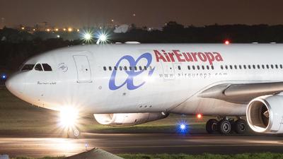 EC-LVL - Airbus A330-243 - Air Europa