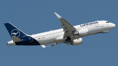 A picture of DAIWD - Airbus A320214 - Lufthansa - © Thomas Ernst