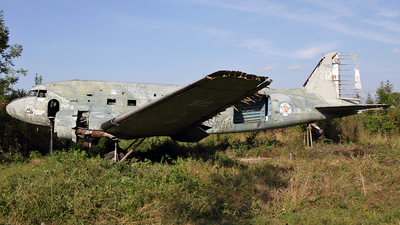 71212 - Douglas C-47B Skytrain - Yugoslavia - Air Force