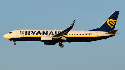 EI-FZH - Boeing 737-8AS - Ryanair