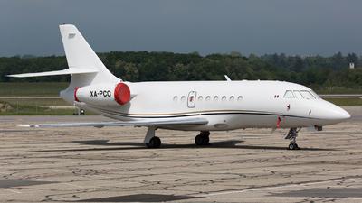XA-PCO - Dassault Falcon 2000 - Private