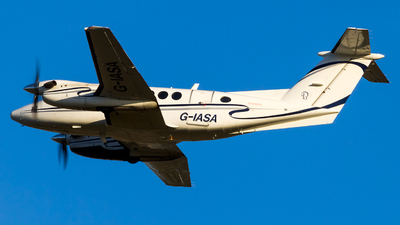 A picture of GIASA - Beech B200 Super King Air -  - © jake wesson