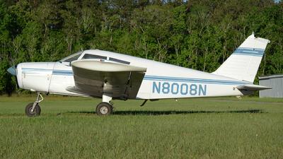 N8008N - Piper PA-28-140 Cherokee - Private