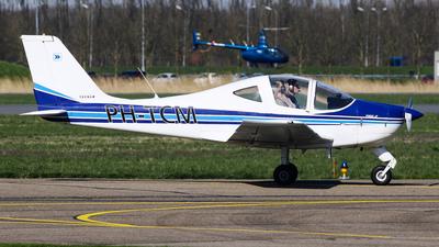 A picture of PHTCM - Tecnam P2002JF - [043] - © C. v. Grinsven