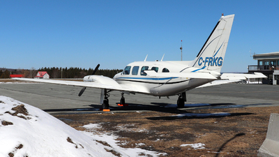 A picture of CFRKG - Piper PA31 - [31693] - © Guy Langlois