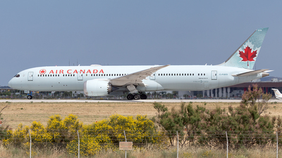 A picture of CFGEO - Boeing 7879 Dreamliner - Air Canada - © Oksana