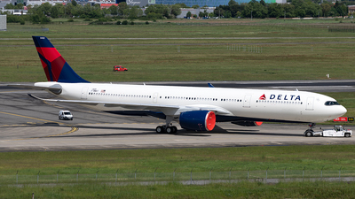 F-WWKT - Airbus A330-941 - Delta Air Lines