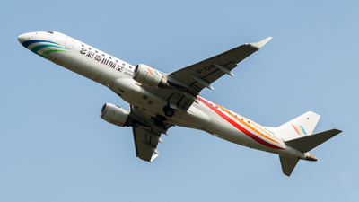 B-3241 - Embraer 190-100LR - Colorful Guizhou Airlines
