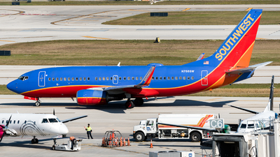 N768SW - Boeing 737-7H4 - Southwest Airlines