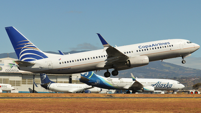 HP-1845CMP - Boeing 737-8V3 - Copa Airlines
