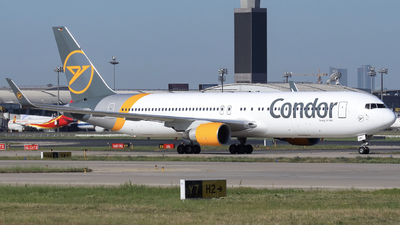 A picture of DABUH - Boeing 767330(ER) - Condor - © DZX_14572