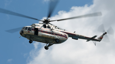 EW-241EP - Mil Mi-8MT Hip - Belarus - Ministry for Emergency Situations (MChS)