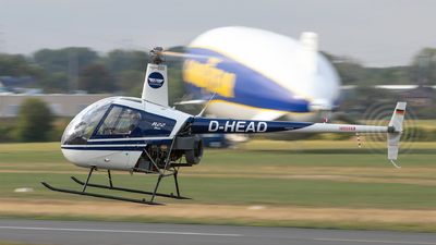 D-HEAD - Robinson R22 Beta - Eurofly