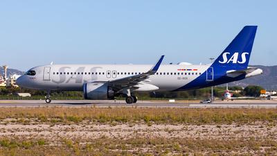 A picture of SEROX - Airbus A320251N - SAS - © Carlos Miguel Seabra