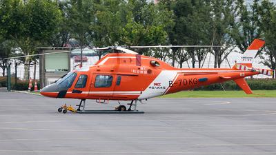 B-70KG - Agusta-Westland AW-119Kx - Shanghai Kingwing General Aviation