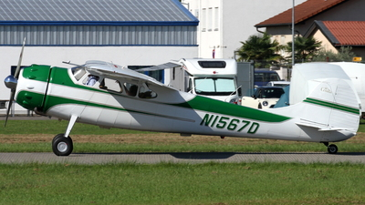 N1567D - Cessna 195A - Private