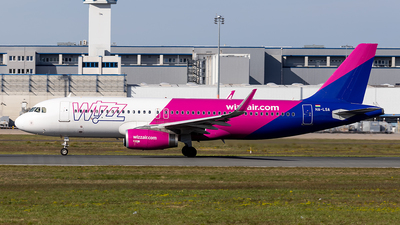 A picture of HALSA - Airbus A320232 - Wizz Air - © Christoph Flink