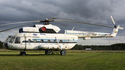 LY-HAP - Mil Mi-8T Hip - Avia Baltica