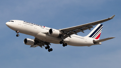 A picture of FGZCG - Airbus A330203 - Air France - © Matt Allison