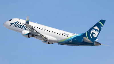 N639QX - Embraer 170-200LR - Alaska Airlines (Horizon Air)