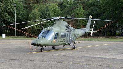 H16 - Agusta A109BA - Belgium - Army