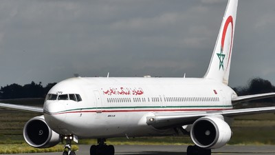 CN-ROW - Boeing 767-343(ER) - Royal Air Maroc (RAM)