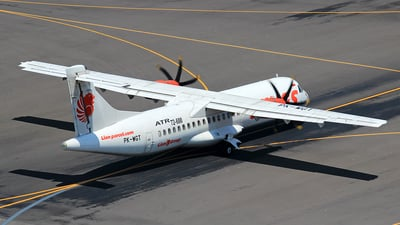 PK-WGT - ATR 72-212A(600) - Wings Air