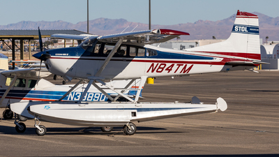 A picture of N84TM - Cessna A185F Skywagon - [18503702] - © Wes Loeffler