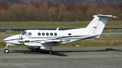 D-IVIP - Beechcraft B200 Super King Air - Star Wings Dortmund