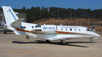 A picture of PPVYV - Cessna 560XLS Citation Excel + - [5606012] - © Alan Olivieri