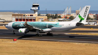 CS-TRY - Airbus A330-223 - Azores Airlines