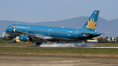 A picture of VNA361 - Airbus A321231 - Vietnam Airlines - © Duc Thinh