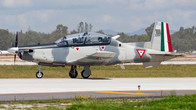 2004 - Raytheon T-6C Texan II - Mexico - Air Force