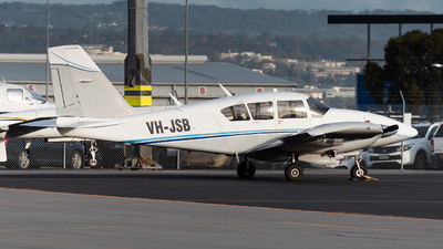 A picture of VHJSB - Piper PA23250 Aztec - [277854126] - © Mitch Coad