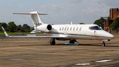 G-OSRL - Bombardier Learjet 45 - Private