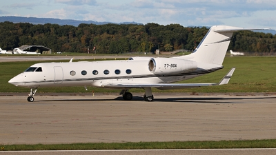 T7-BSA - Gulfstream G450 - Private