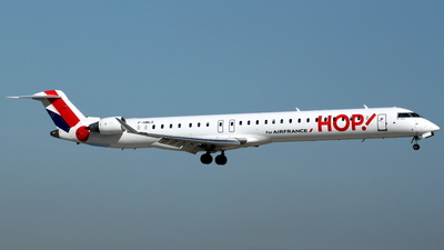 F-HMLG - Bombardier CRJ-1000EL - HOP! for Air France