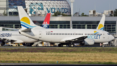 YU-AND - Boeing 737-3H9 - Aviolet