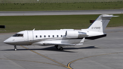 C-FDDD - Bombardier CL-600-2B16 Challenger 601 - Private