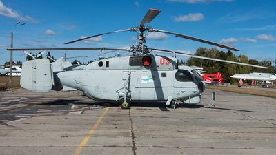 03 - Kamov Ka-27PL Helix A - Ukraine - Navy